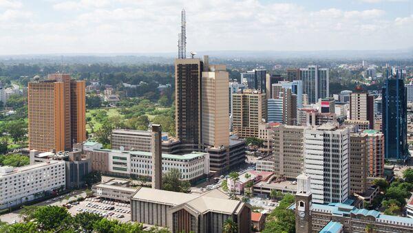 Kenya's capital Nairobi - Sputnik International