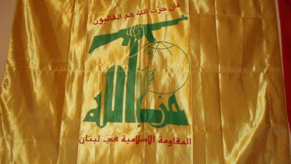 Hezbollah flag  - Sputnik International