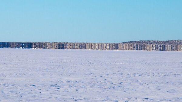 New Island on Lake Inari - Sputnik International