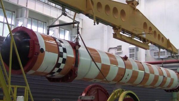 Poseidon drone torpedo - Sputnik International