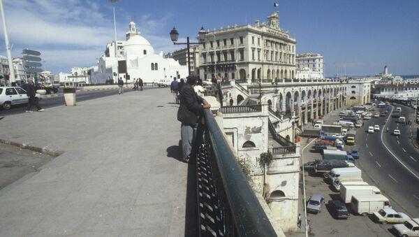 View of central Algiers. - Sputnik International