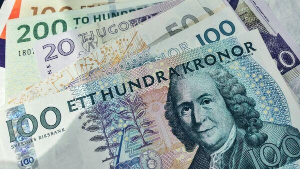 Swedish and Danish Currency - Sputnik International