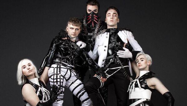 Hatari band, Iceland - Sputnik International