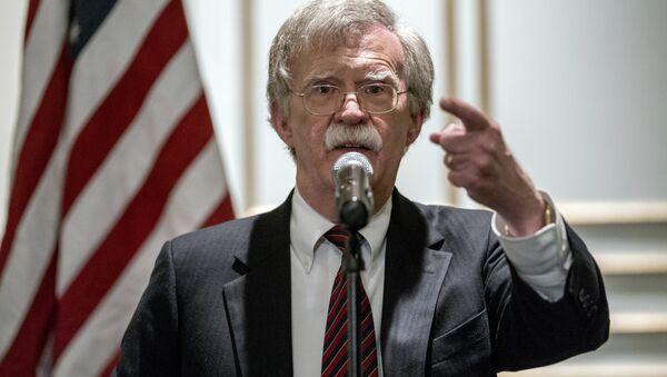 US National Security Advisor John Bolton - Sputnik International