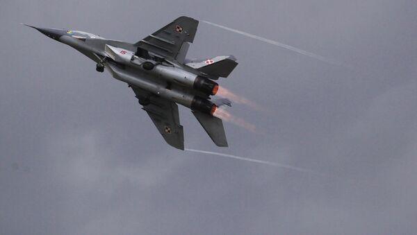 Polish MiG-29 (File) - Sputnik International