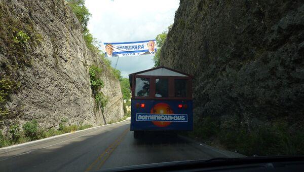 A bus in Dominican Republic (FILE PHOTO). - Sputnik International