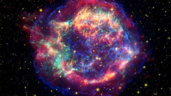 Supernova remnant Cassiopeia A - Sputnik International