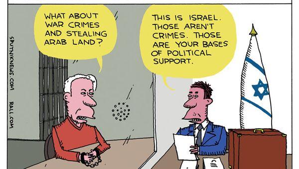 Bribe 'Em Like Bibi - Sputnik International