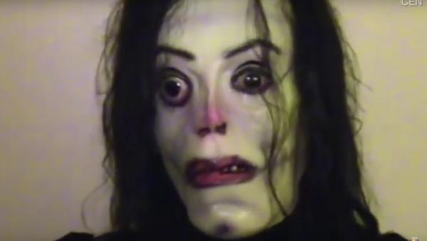 Michael Jackson 'Momo-style' video - Sputnik International