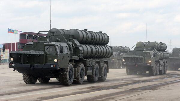 S-400 air defece systems - Sputnik International