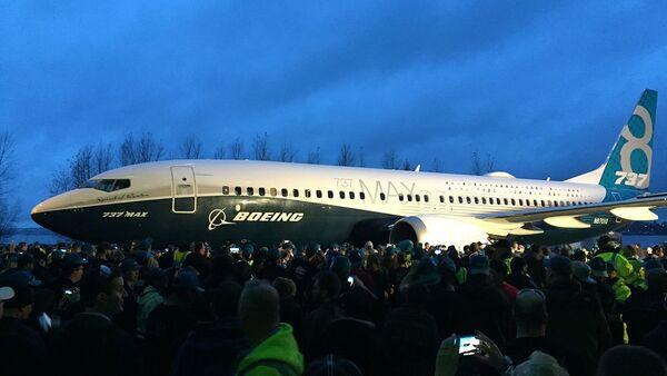 Boeing 737 MAX - Sputnik International