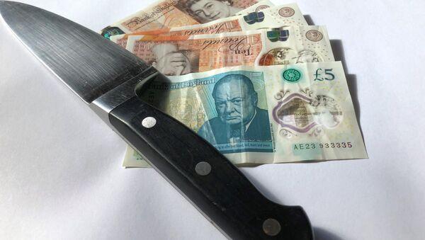Knife crime - Sputnik International