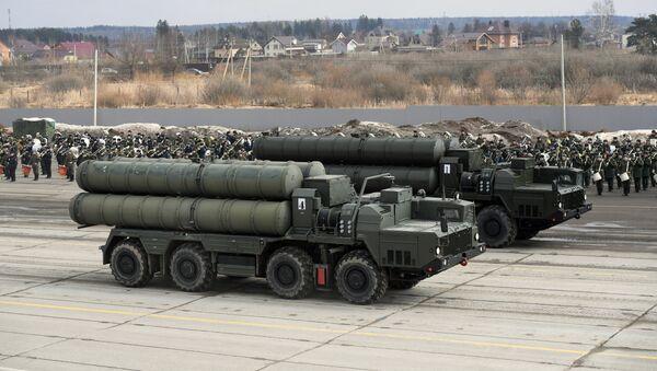 Russian S-400 Missile Systems - Sputnik International