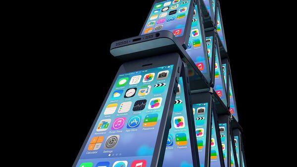 iPhone devices - Sputnik International