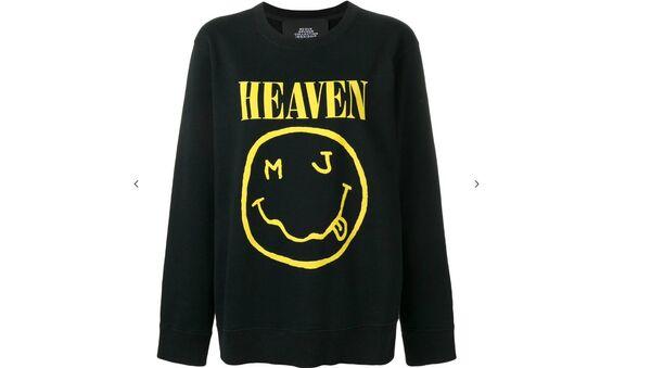 March Jacobs Heaven sweatshirt - Sputnik International