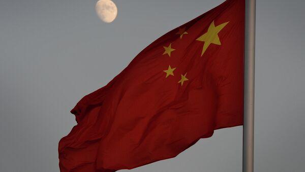 Chinese flag - Sputnik International