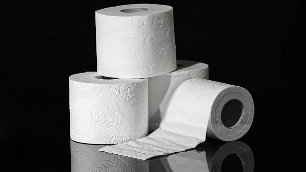 Toilet paper - Sputnik International