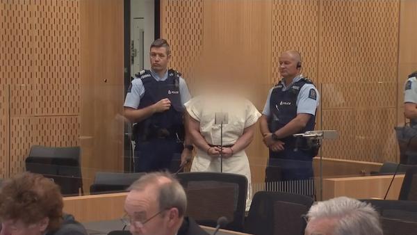 Brenton Tarrant - Christchurch Shooter Appears In Court - Sputnik International