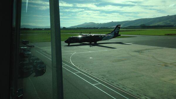Dunedin Airport - Sputnik International