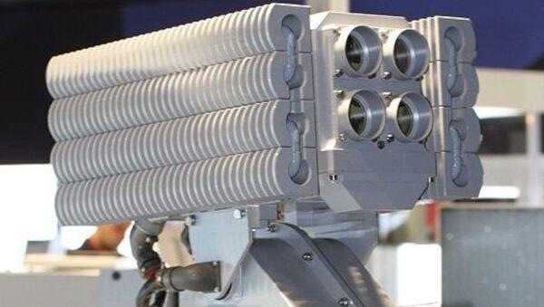 The Filin 5P-42 laser system. File photo. - Sputnik International