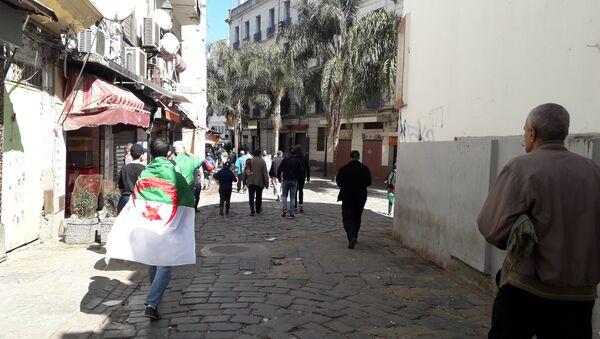 Situation in Algeria - Sputnik International