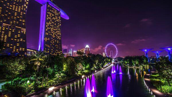 Singapore - Sputnik International