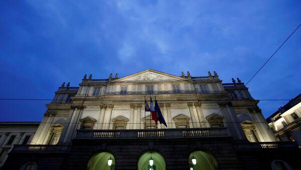 Season opening of La Scala theatre in Milan - Sputnik International