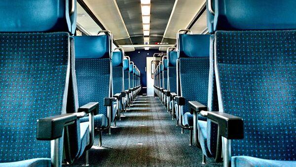 Train seats - Sputnik International