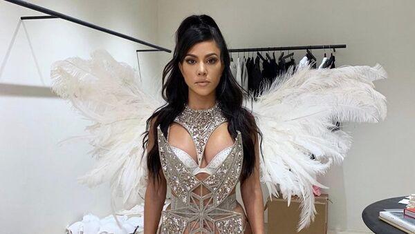 Kourtney Kardashian - Sputnik International