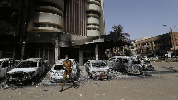 Burkina Faso Rising Extremism  - Sputnik International