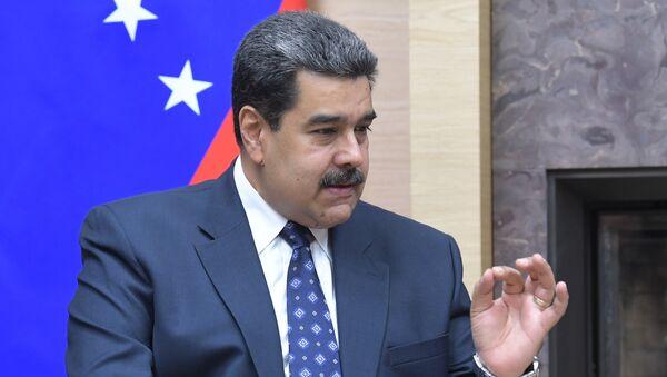 Venezuelan President Nicolas Maduro - Sputnik International