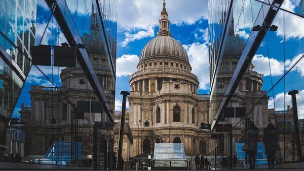St. Paul's Cathedral, London - Sputnik International