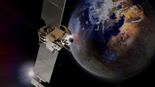 Satellite - Sputnik International