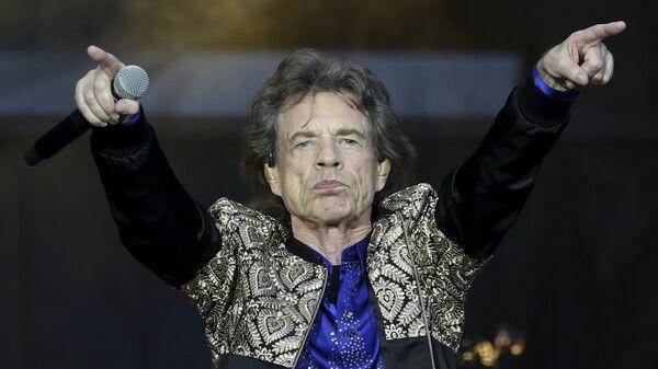 Singer Mick Jagger of the Rolling Stones - Sputnik International