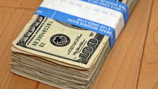 US dollars (File photo). - Sputnik International