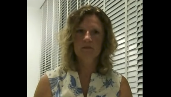 Russian-British academic Svetlana Lokhova speaks remotely with Fox News - Sputnik International