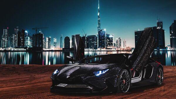 Lamborghini Aventador, Daria Radionova - Sputnik International