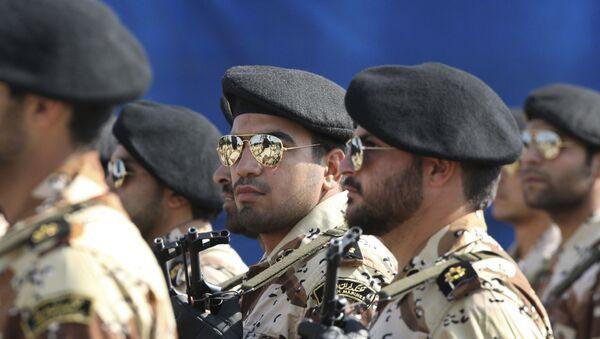 Iran's Revolutionary Guard (IRGC) - Sputnik International