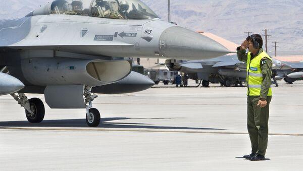 F-16 Pakistan Air Force - Sputnik International