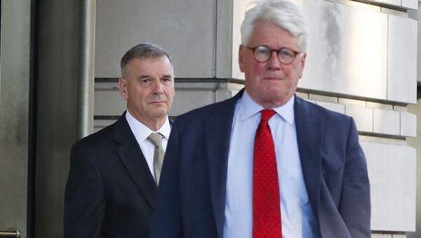 Attorney Greg Craig  - Sputnik International