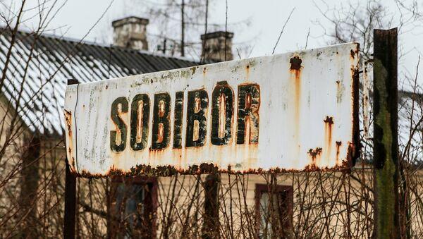 Nazi Sobibor Death Camp - Sputnik International