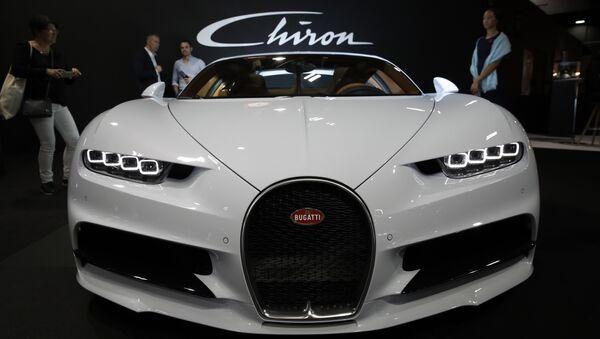 Bugatti Chiron - Sputnik International