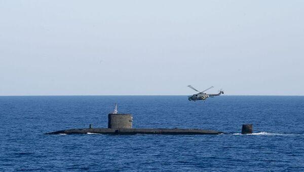 HMS Talent. File photo - Sputnik International