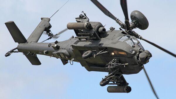 AgustaWestland Apache AH1 10 - Sputnik International