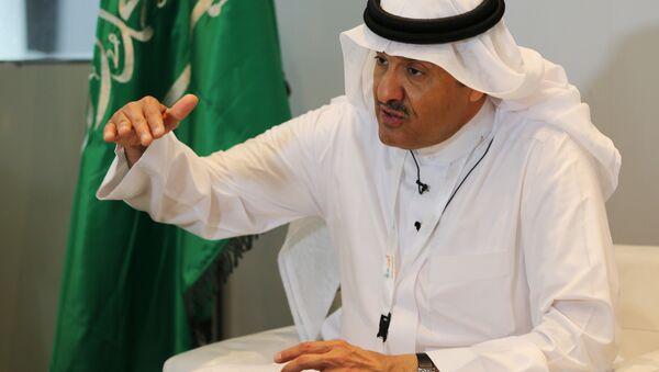 Prince Sultan bin Salman (File) - Sputnik International