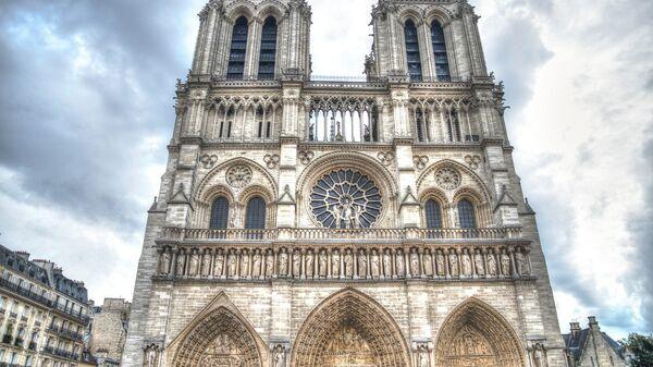 Notre Dame Cathedral - Sputnik International