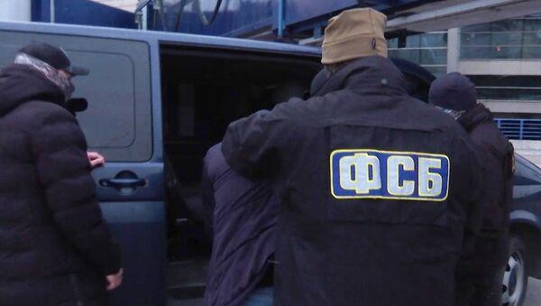 Russia's Federal Security Service (FSB). - Sputnik International