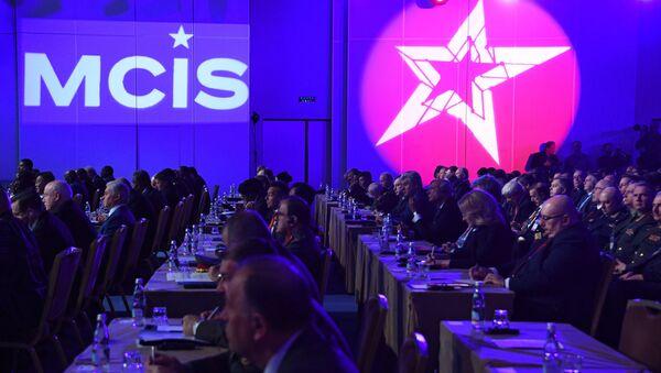 Moscow Conference on International Security - Sputnik International