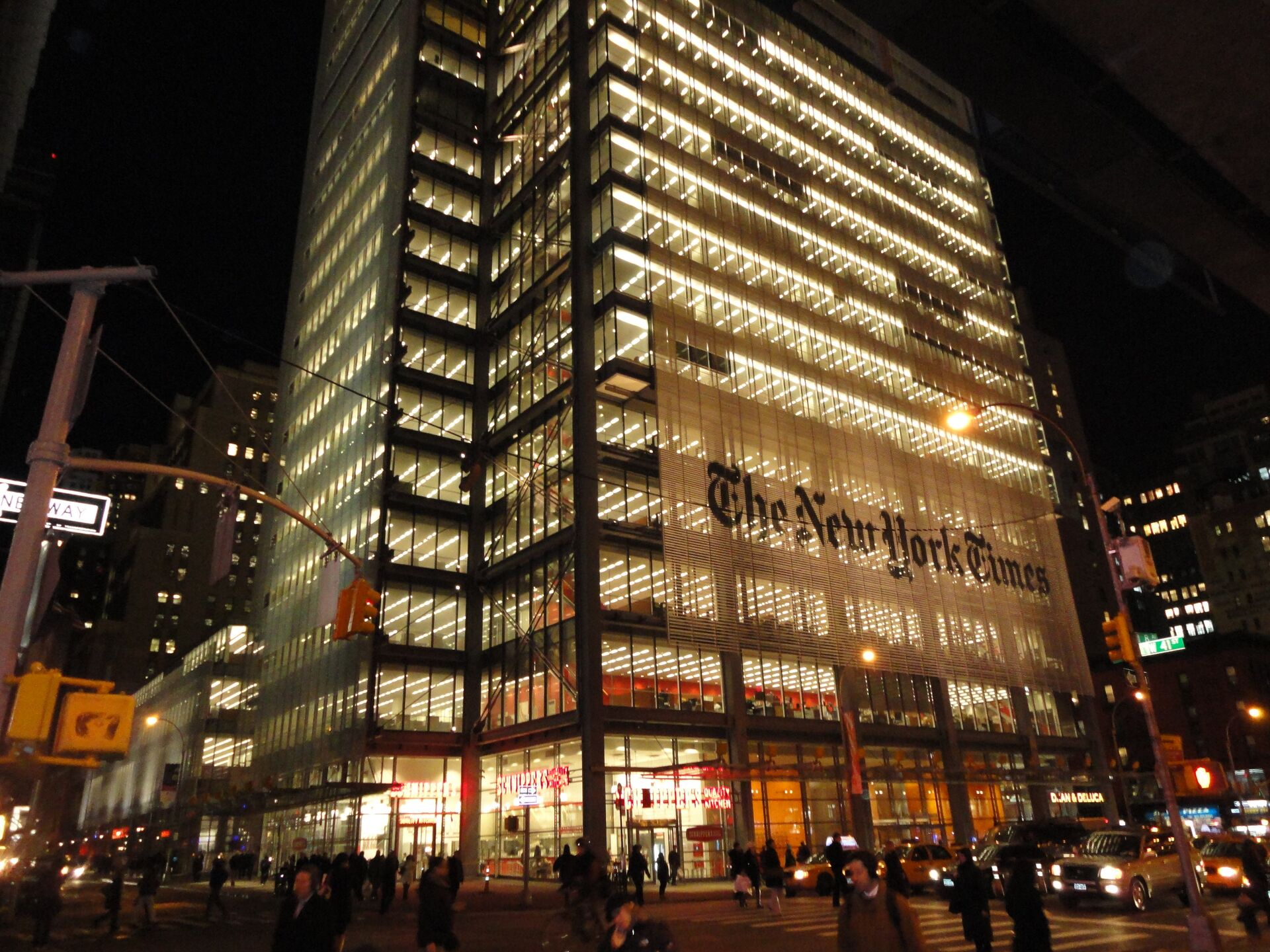 Biden's Justice Department Issued Gag Order on New York Times Execs Over Email Logs, Report Says - Sputnik International, 1920, 05.06.2021