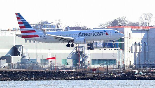 American Airlines Boeing 737 Max 8 - Sputnik International